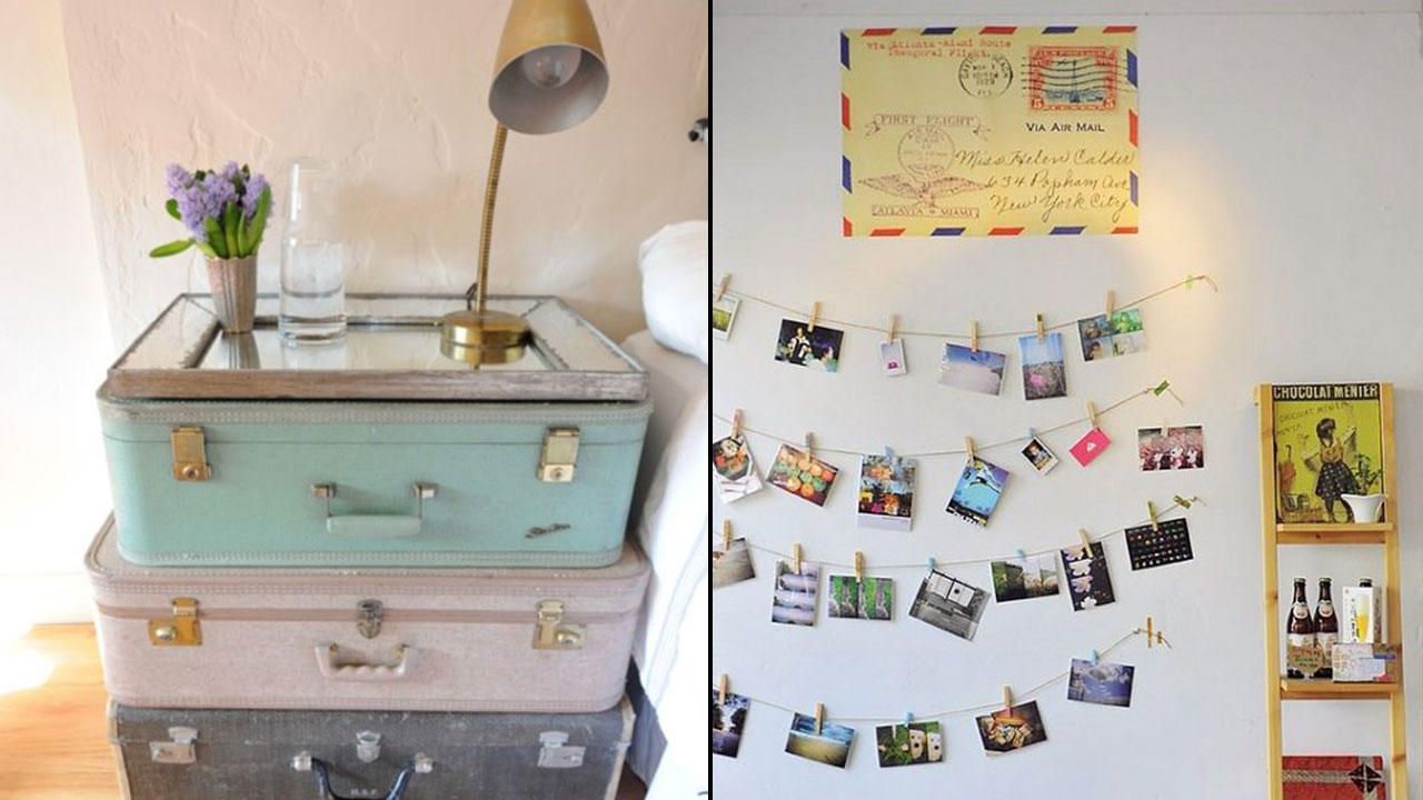 16 things you need to make your room look like a traveler - Stuff for your room ...