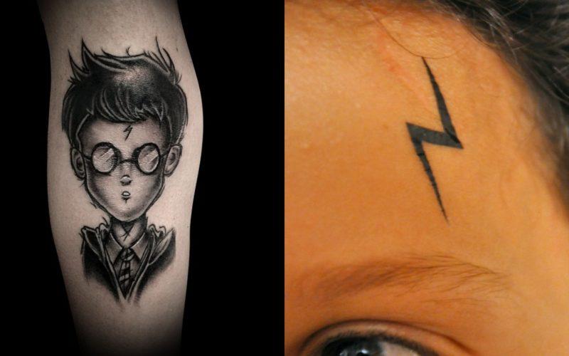 From Lightning Scars To James Last Words Here S 30 Harry Potter Tattoos For Og Potterheads