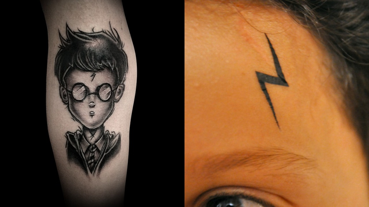 30 Harry Potter Tattoos Which Will Fill Your World With Magic