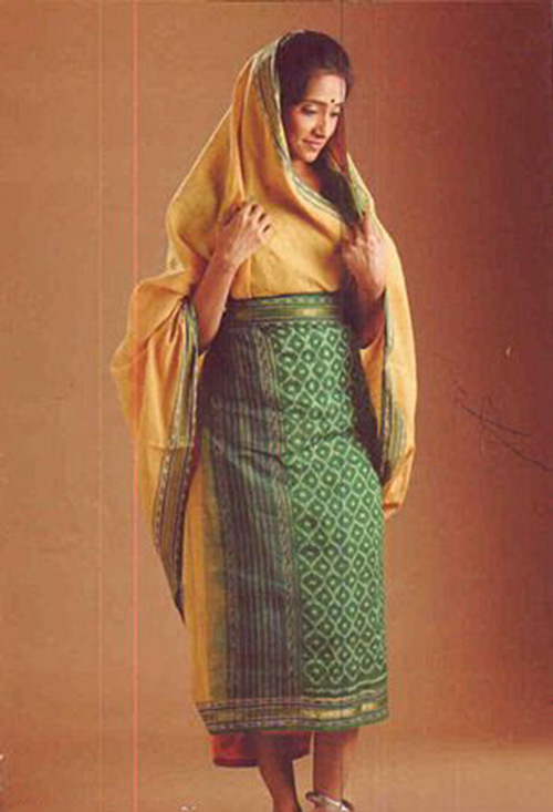 10 Beautiful Ways Of Draping A Saree In Different Parts Of