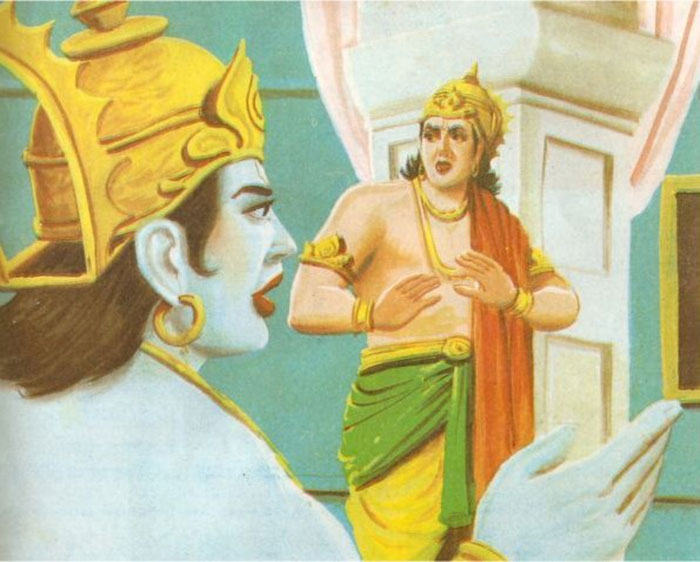 Two Rare Stories About How Rama, Sita And Laxmana Passed