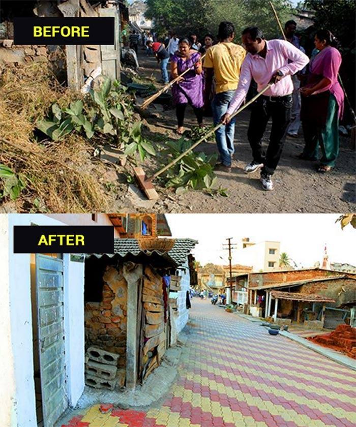 Street Light Yojana: Look How A Lok Sabha Member Adopted A Village And