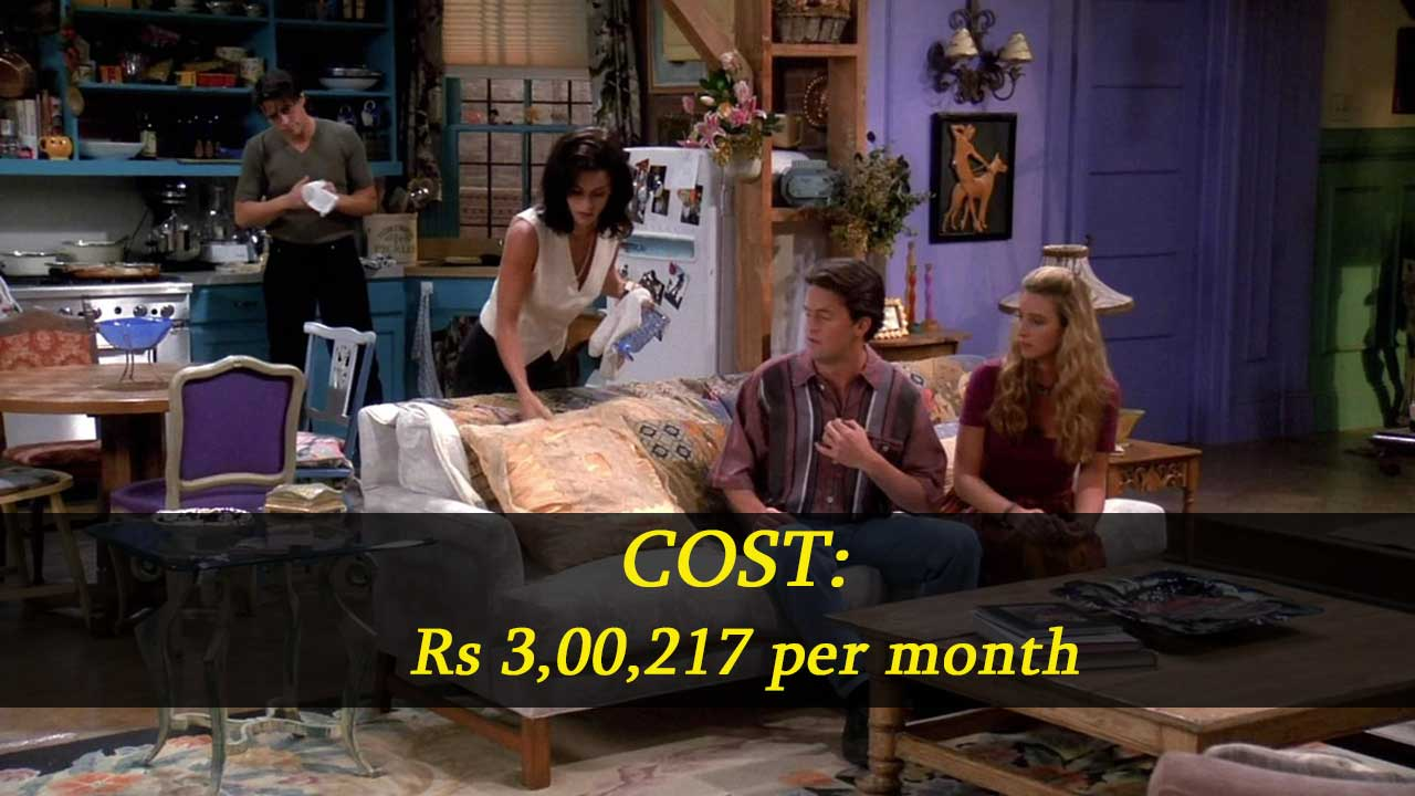 Here 39 S The Exact Rent Of Your Favorite Sitcom Apartments