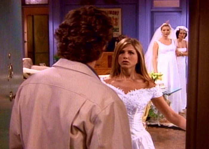 13 Break Ups On Friends That Were Ridiculously Funny