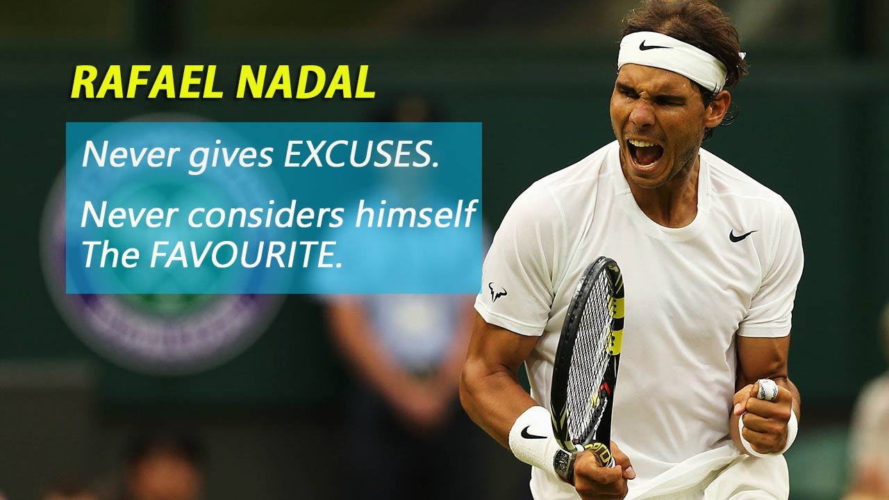 Rafael Nadal News: 10 Reasons Why Rafael Nadal Is The Perfect Sports Role