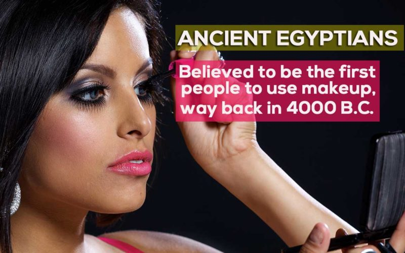 10 Facts About The Make Up Industry You