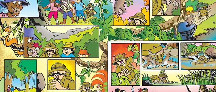 18 Heroes In Indian Comic Books We Absolutely Loved In Our Childhood