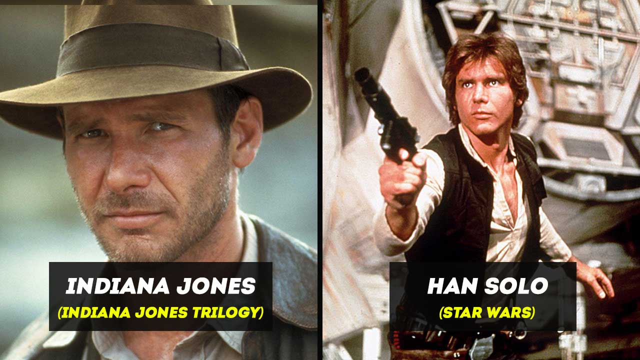 8 Iconic Roles Which Make Harrison Ford The Legend He Is!