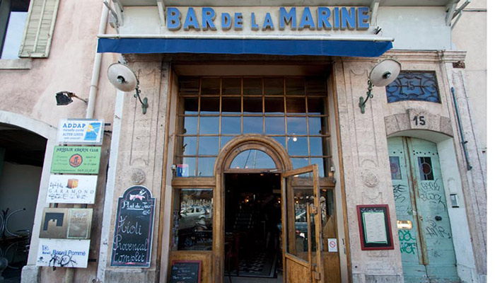 20 restaurants and cafes from iconic films you can - Bar de la marine houilles ...