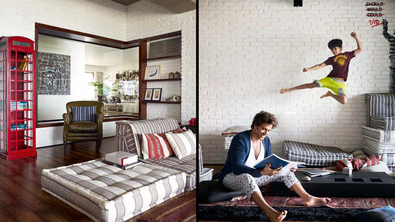 the pictures of hrithik roshan's new home are out and it's as