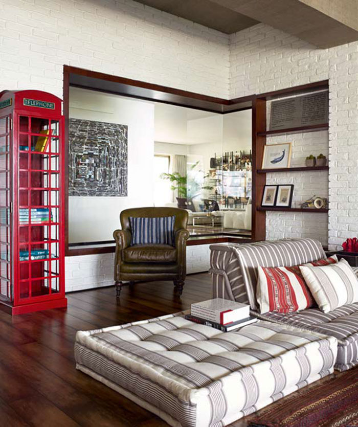 6 the relaxing corner - New House Inside
