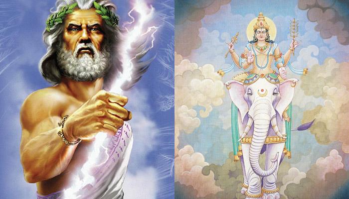 Mythology Index - Crystalinks
