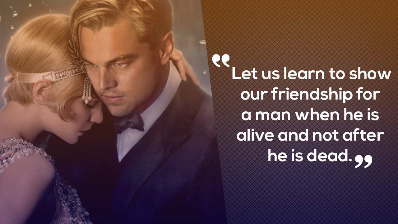 gatsby ambition Ambition in gatsby the great gatsby is a great example of the strong desire in the 20's people had to achieve the american dream there are numerous examples of how ambition was demonstrated, but gatsby demonstrated this the best.