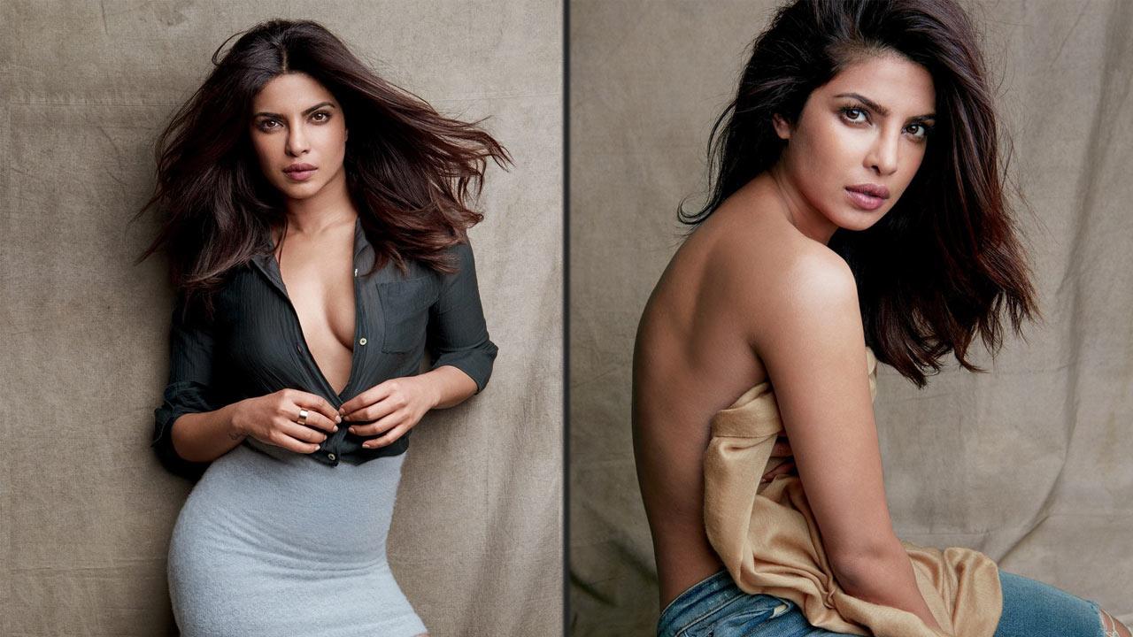 Priyanka Chopra Looks Smoking Hot In This Sizzling Photo