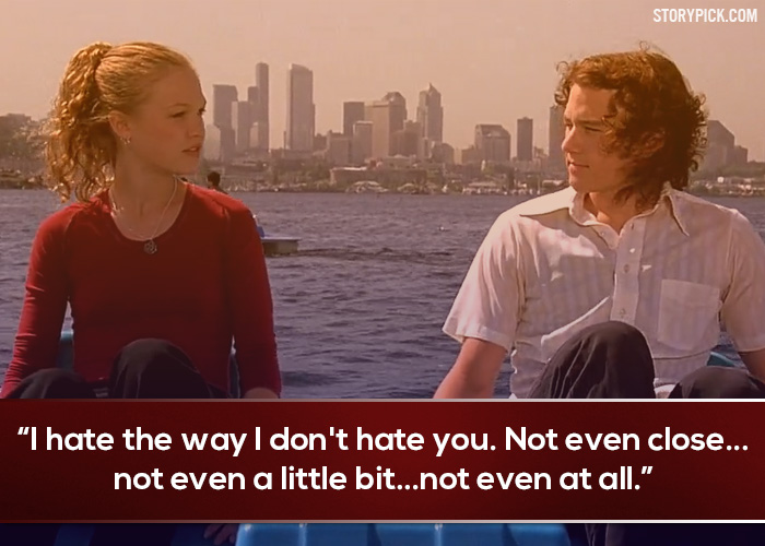 10 Things I Hate About You Movie Poster: 12 Quotes From '10 Things I Hate About You' That'll Make