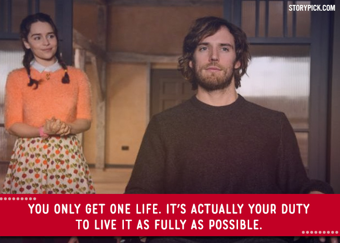 13 Quotes From Me Before You That Make Us Believe In Unconditional