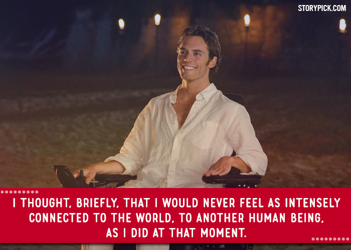 60 Quotes From 'Me Before You' That Make Us Believe In Unconditional Stunning Me Before You Quotes
