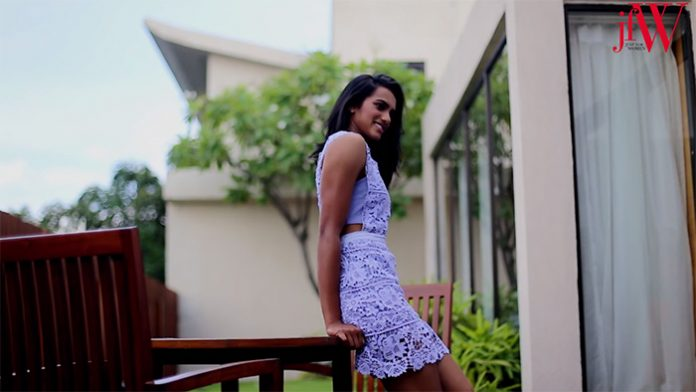 P V Sindhu looks absolutley gorgeous in this photoshoot