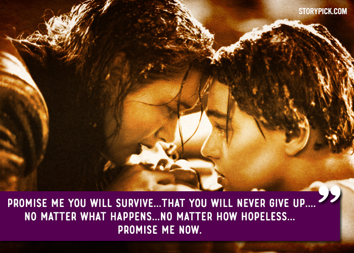 11 Quotes From Titanic That\'ll Make You Want To Have Love ...