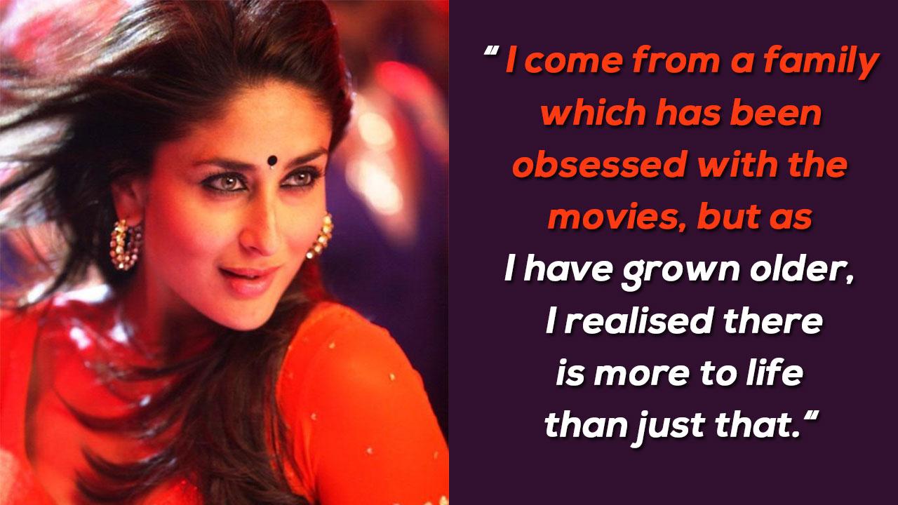 """I Do Regret Skipping Education,"" A Candid Kareena Kapoor ..."