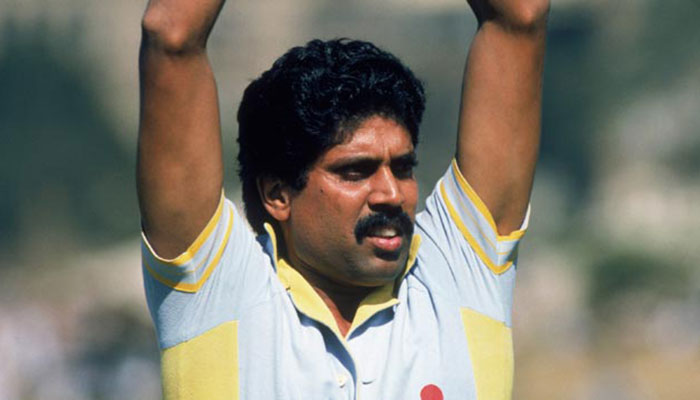 my favourite sportsman kapil dev Despite a billion opinions to the contrary, yours truly believes kapil dev ramlal nikhanj is still the greatest and most important cricketer in indian cricket history.