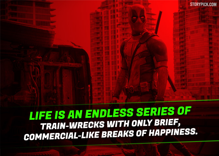 deadpool inspirational quotes