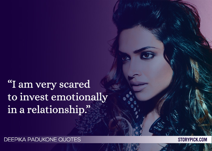 15 Quotes By Deepika Padukone That Prove She Is An ...
