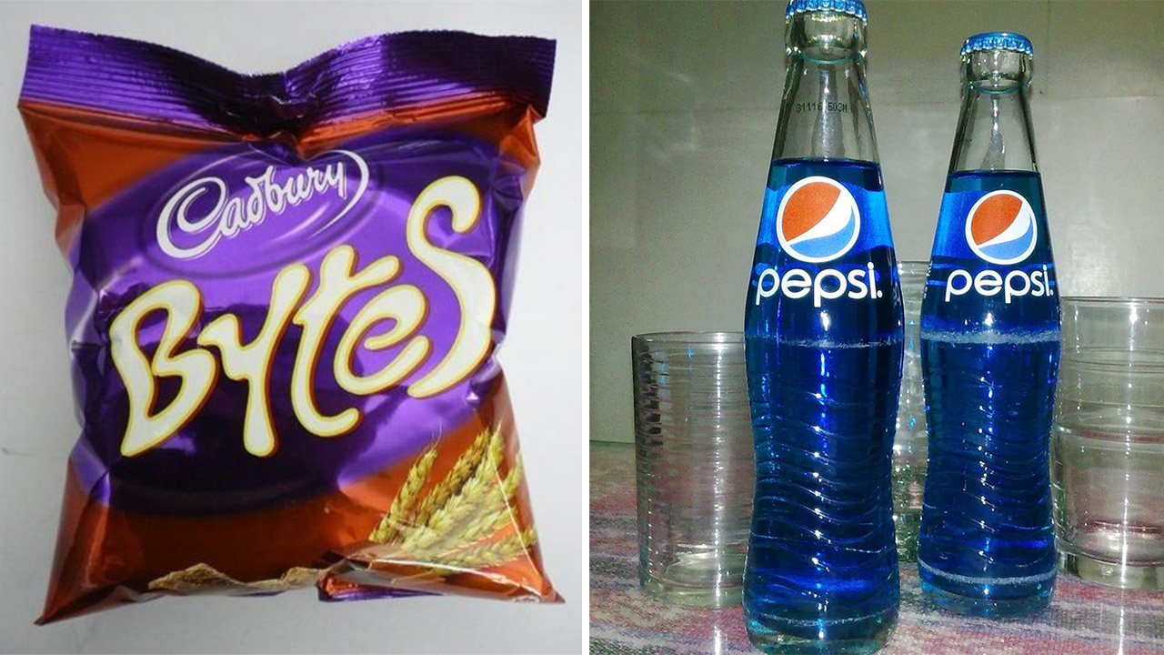 16 food items that every 90s kid misses terribly and wants