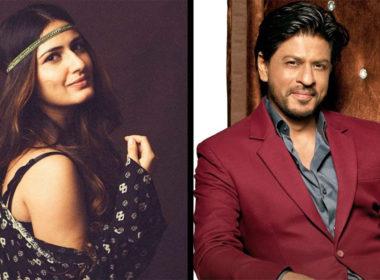 Shah Rukh Khan and Fatima Sana Shaikh