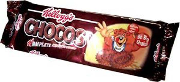 Kellogg's Chocos Biscuits