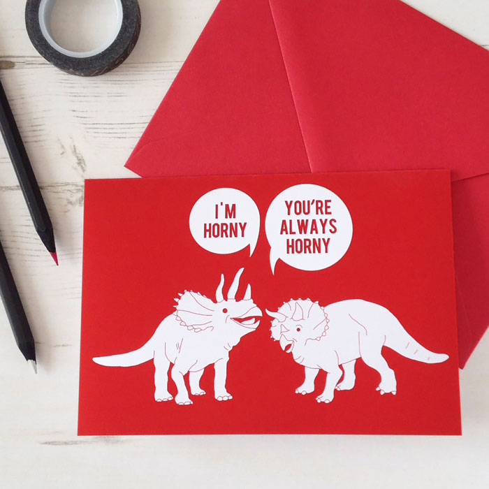 30 non-cheesy valentine's day cards with ample doses of hilarity, Ideas
