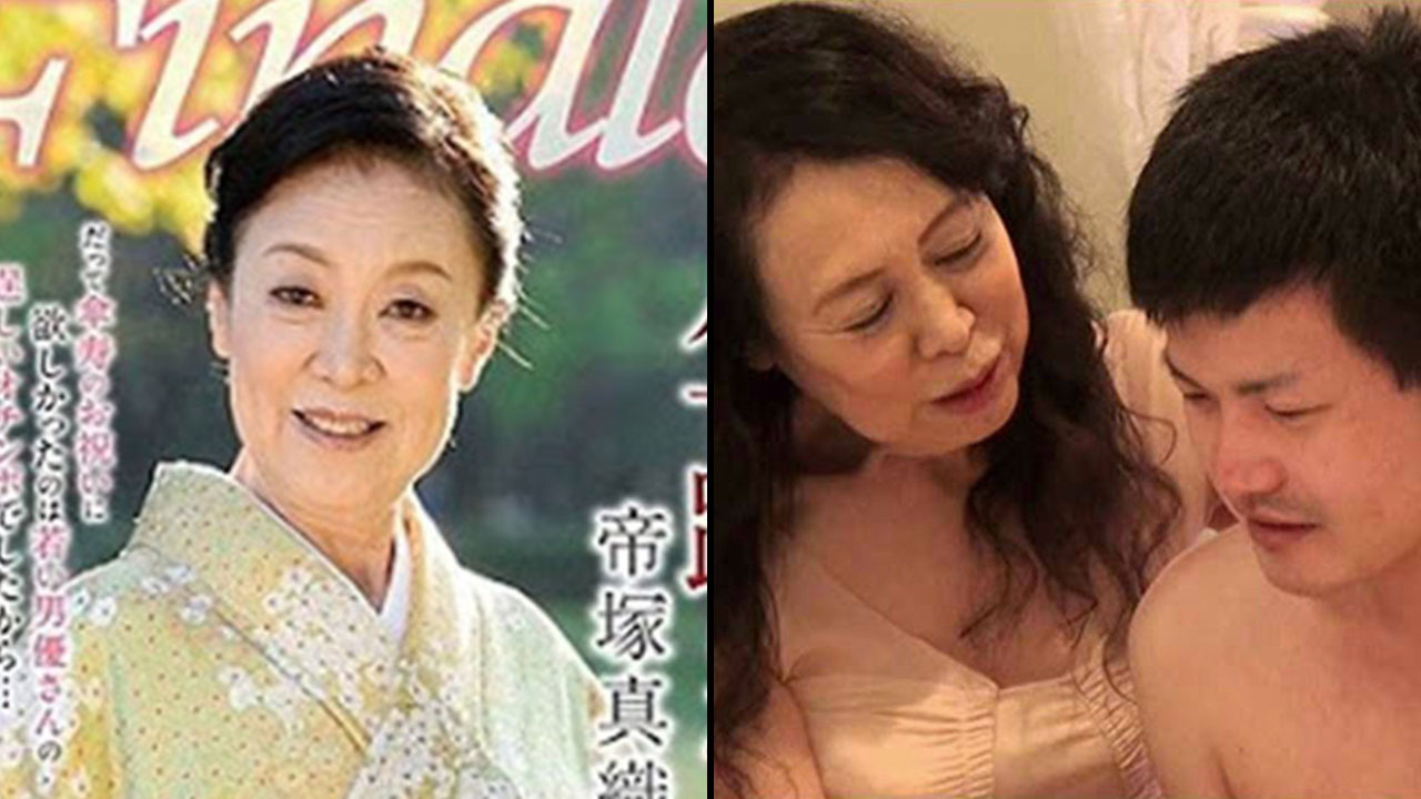 Old Female Porn 80-year-old japanese porn star quits industry because there