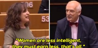 Polish MEP sexist