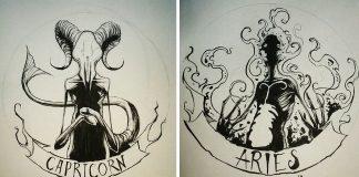 Zodiac-Monster