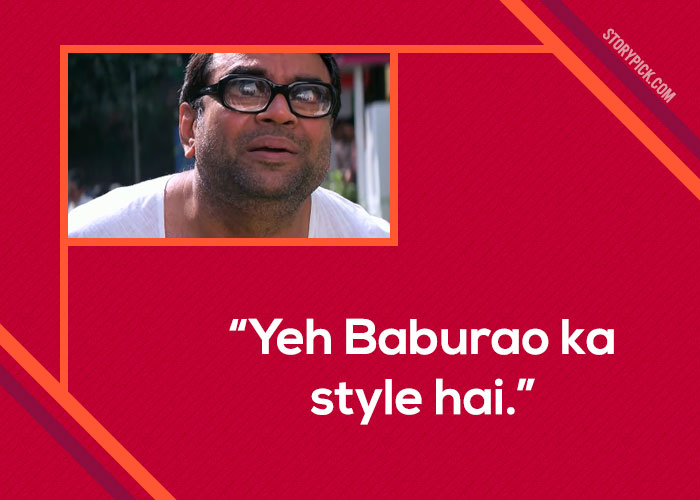 14 Extremely Hilarious Dialogues From Hera Pheri That