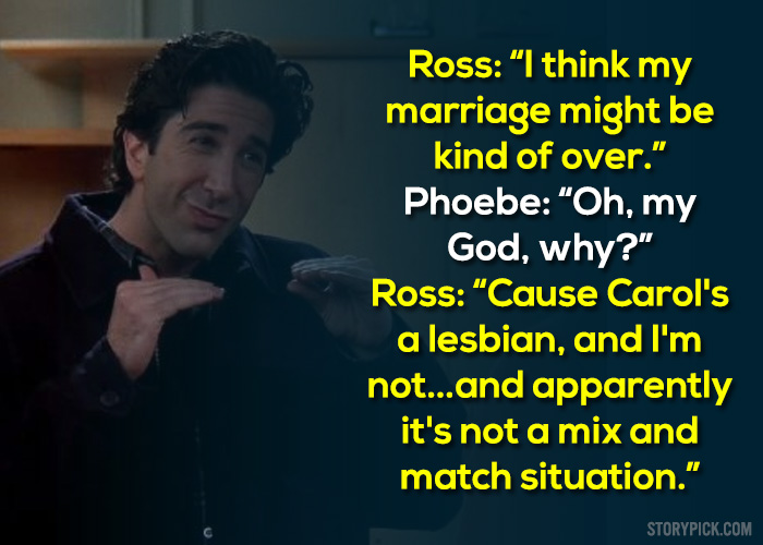 Thats Not A Thing Ross