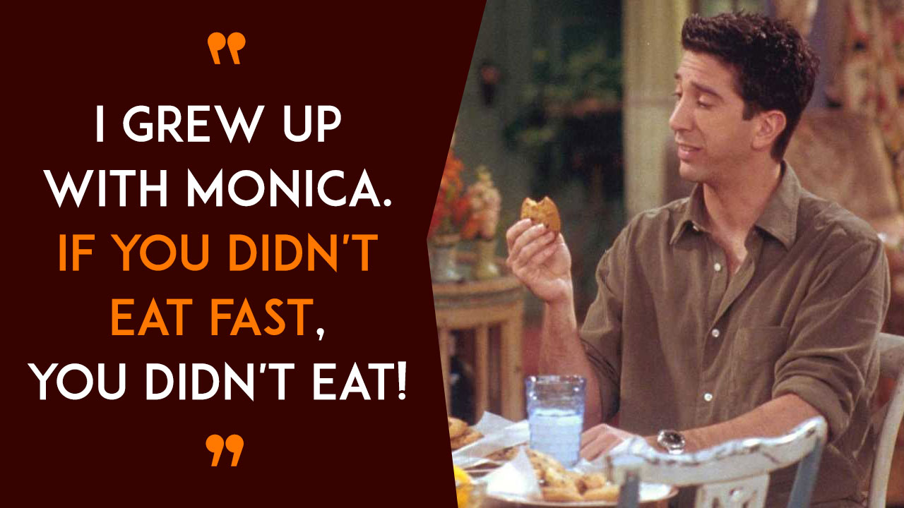 11 times ross geller was the funniest of friends and