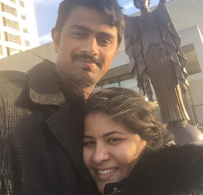 Srinivas's Wife Shares An Emotional Post About Her Late Husband Who