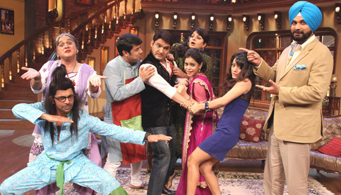 Kapil Sharma tests the heights of audacity!