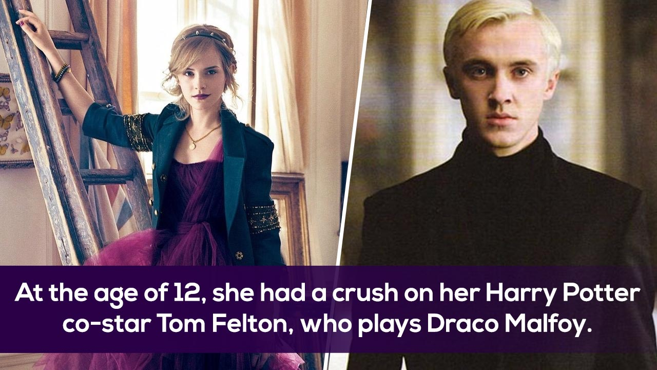 12 Adorable Facts About Emma Watson That Will Make You Fall In Love With Her All Over Again