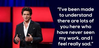 SRK Ted Talks
