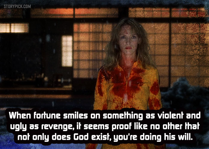 10 Intense Quotes By The Bride From 'Kill Bill' That Make Revenge