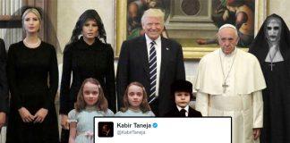 Pope-Francis-Trump-Meme