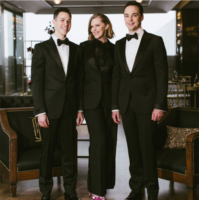 Jim Parsons Wedding: We Finally Have The Pictures From Jim Parson's Wedding And