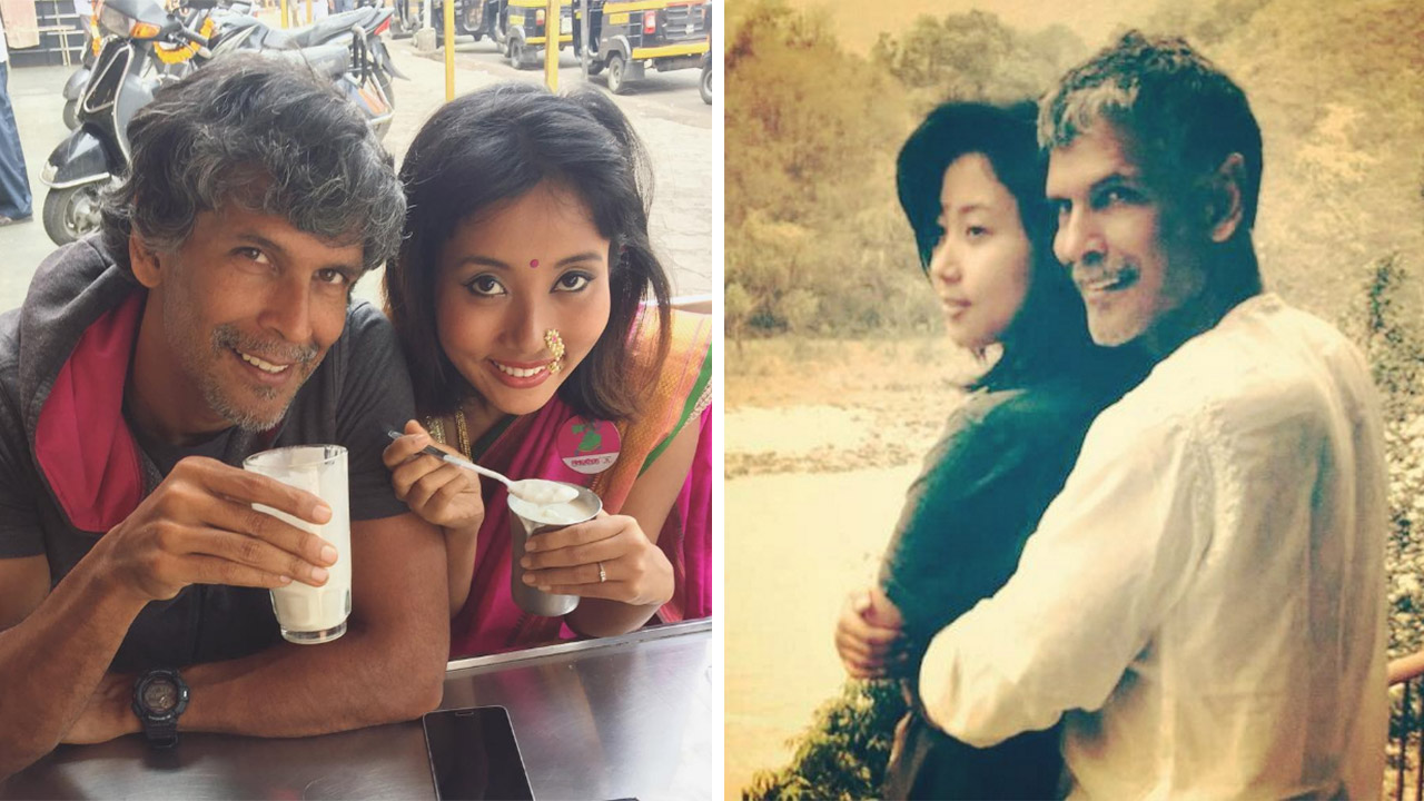 Has Milind Soman Found Love Again His Instagram Seems To