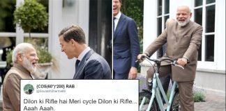 Modi-Netherlands-Memes