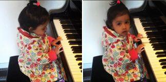 Ziva-Dhoni-Piano