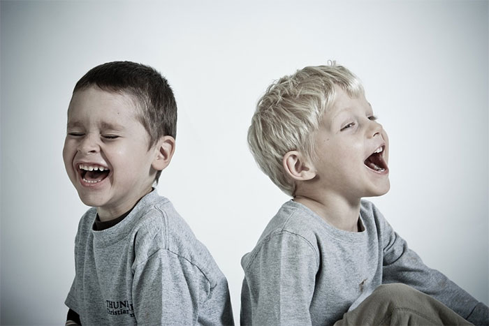Second-born children are more likely to be troublemakers than their siblings