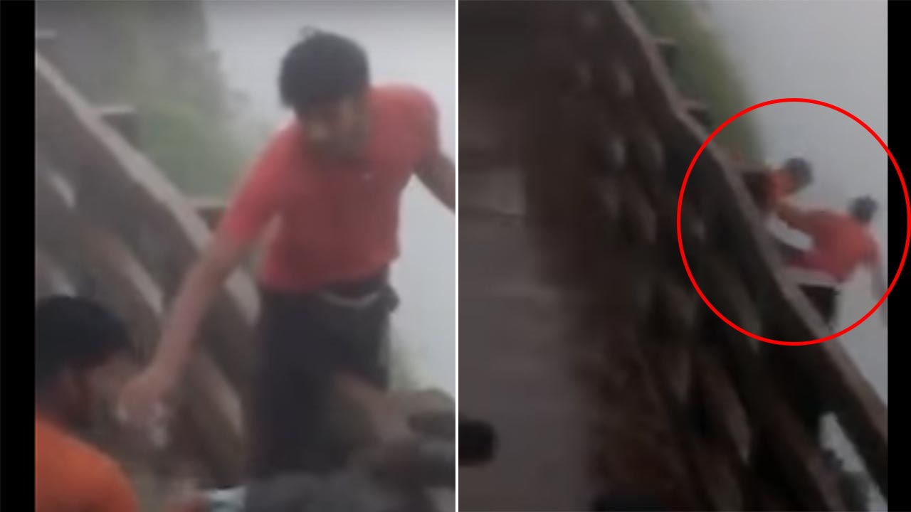 Bridge Across Valley Of Death >> 2 Drunk Men Fall To Death At Amboli Ghat While People Record The Incident Instead Of Helping