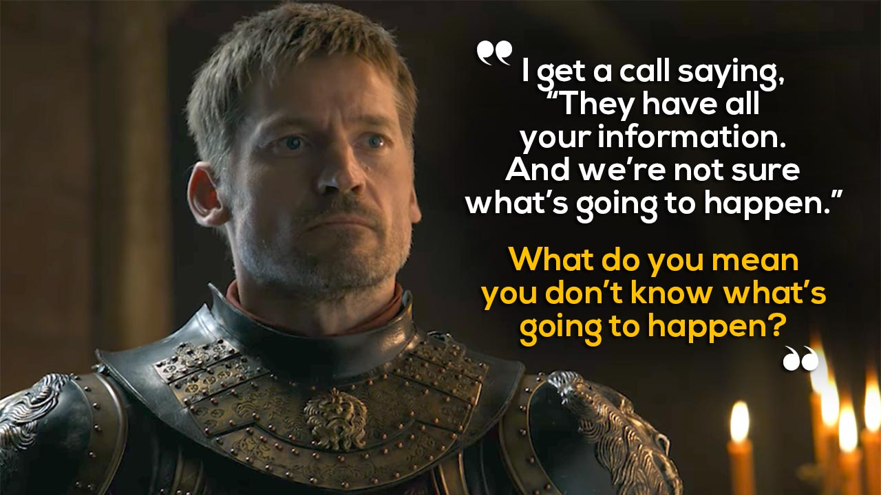 Jaime Lannister Has A Suggestion For Hbo To Avoid Future Leaks And